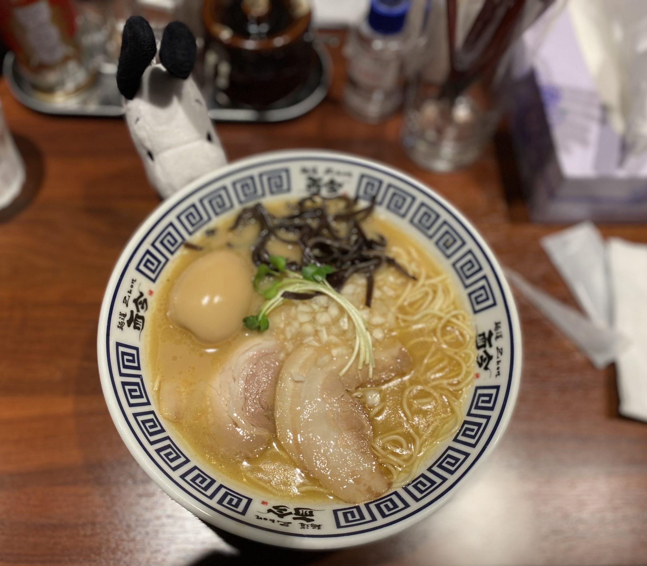 麺道而今総本家zikon