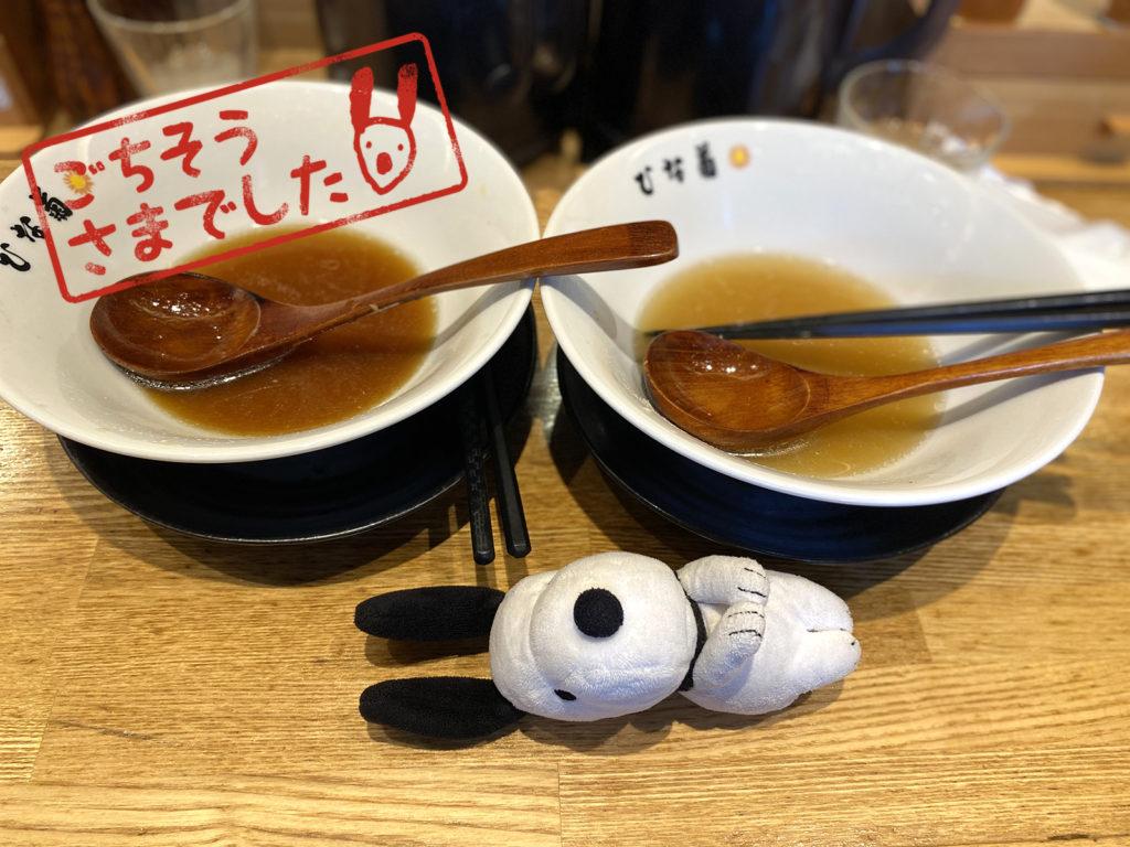 ひな菊さんのひな菊さん食べて満腹のちょっこり